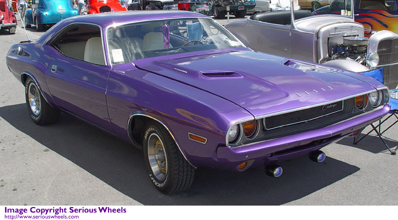 Purple Cars - List of Cars Made in Purple