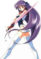 Purple Characters - Yuri -  Haruka Takachiho