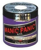 All-Natural Semi-Permanent Manic Panic Amplified Ultra Violet Purple Hair Dye