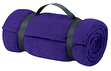 Fleece Purple Blanket