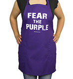 """Fear the Purple"" Apron"
