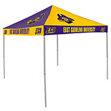 ECU Checkerboard Tent