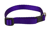 Dark Purple Cat Collar