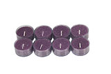 Violet Scented Tea Light Candles
