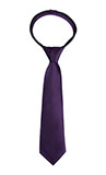 Plum Kids Tie with Zipper