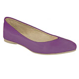 Purple Shoes - Women's Flats - Only a few sizes left!