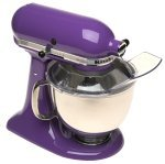 Purple KitchenAid Mixer