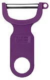 Purple Vegetable Peeler