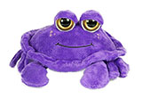 Purple Plush Crab