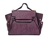 Purple Purse - Mini Satchel