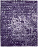 Purple Shadow Area Rug