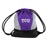 TCU Cinch Bag