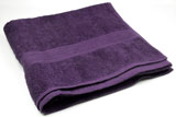 Purple Bath Sheet
