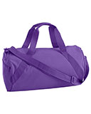 Small Purple Duffel Bag