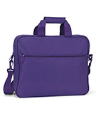 Lightweight Purple Briefcase / Laptop Bag