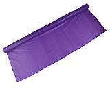 Purple Table Roll