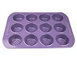 Lavender 12 Cup Muffin Pan