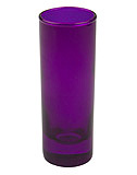 Purple Shooter Glass