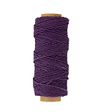 Purple Hemp Cord