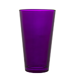 Purple Pint Glass