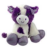 Stuffed Purple Cow