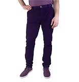 Purple Men's Pants / Jeans