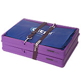 Purple CRESBI® Shopping Crates