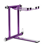 Adjustable Purple Laptop Stand