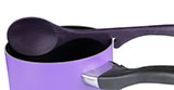 """Lazy"" Purple Cooking Spoon"