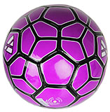 Purple Soccer Ball