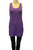 Purple Yoga Tank Top
