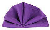 Purple Linen Napkins