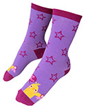 Purple Women's You're the Bestest Socks
