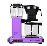 Grape Moccamaster Coffee Maker