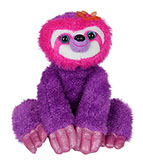 Plush Purple Sloth