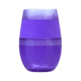 Translucent Purple Wine Freeze Cooling Cup