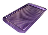 "11""  x 17""  Purple Baking Sheet"