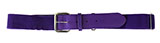 Purple Elastic Baseball Belt