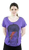 Purple David Bowie T-Shirt