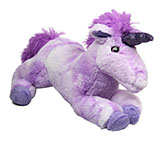 Plush Purple Unicorn
