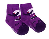 Toddler Bat Socks (Glow in the Dark)