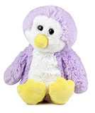 Plush Purple Penguin
