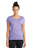 Heathered Purple T-Shirt