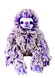 20 Awesome Plush Purple Sloth