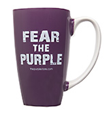 Cafe Style Fear The Purple Mug