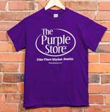 The Purple Store Pike Place Market T-Shirt