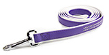 Sparkly Gems Purple Dog Leash / Dog Lead