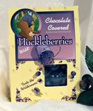 2oz. Purple Chocolate-Covered Wild Huckleberries