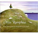 Miss Rumphius by Barbara Cooney - Hardcover
