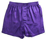 Silk Purple Boxers